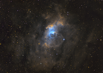 NGC7635 Bubble Nebula
