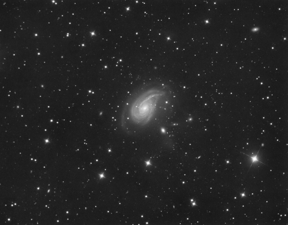 NGC772 Unbarred Spiral Galaxy